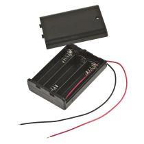 Batteriebox 4,5V mit Schalter