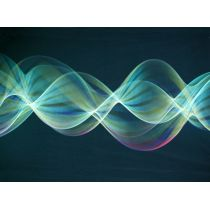 "Effekt-Postkarte Wackelbild ""Phaeno Wolfsburg String Theory"""