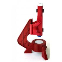 Einfaches Mikroskop