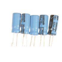 Elektrolytkondensator, 22µF/ 16V, 5 Stück