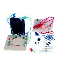 Elektronik-Lernprogramm Leuchtdiode - Widerstand - Diode - Transistor - Kondensator