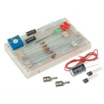Elektronik Lernprogramm mit Breadboard