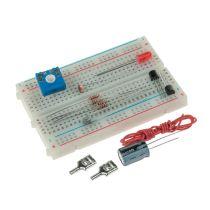 Elektronik Lernprogramm Sensorik mit Breadboard