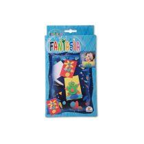 FANTASIA Moosgummi-Grußkarten