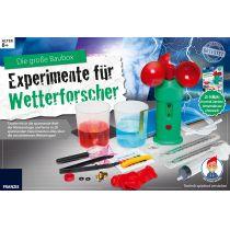 Franzis Der kleine Hacker: Experimente für Wetterforscher