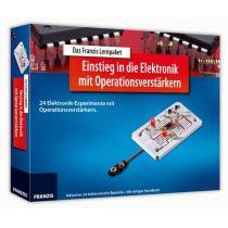Franzis Lernpaket Einstieg in die Elektronik mit Operationsverstärkern