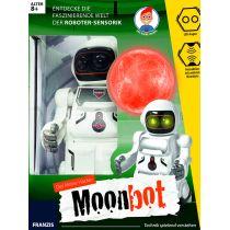 Franzis Moonbot - Entdecke die faszinierende Welt der Roboter-Sensorik