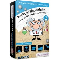 Franzis Wasserchemie - Im Labor des verrückten Professors