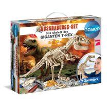 Galileo Das Skelett des Giganten T-Rex