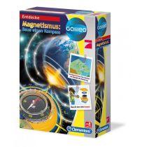 Galileo Magnetismus: Baue einen Kompass