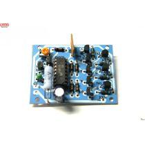 Kemo 4 Kanal Lauflicht 230 V/ AC + 12 V/ DC