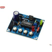Kemo Dampflokgeräusch mit Dampfpfeife und Dampfglocke