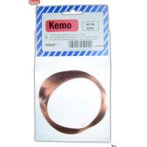 Kemo Kupferlackdraht 0,1mm/ 140m