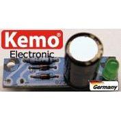 Kemo LED Notlicht 6-15 V/ DC/AC