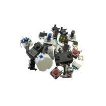 Kemo Mikroschalter und -taster, ca. 30 Stück