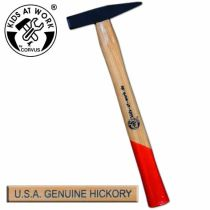 KIDS AT WORK Hammer 100g USA Hickory Holz
