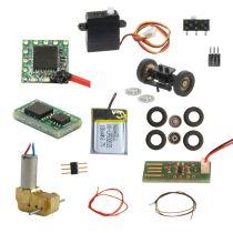 Komplettset BASIC, 2.4 GHz für 1:87 LKW