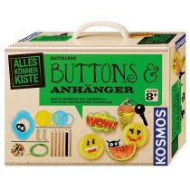 KOSMOS Buttons & Anhänger