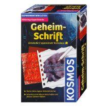 KOSMOS Geheim-Schrift