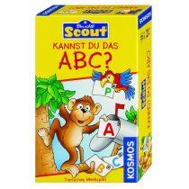 KOSMOS Scout Kannst du das ABC?