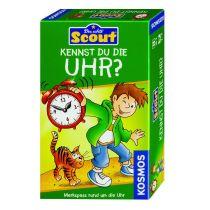 KOSMOS Scout Kennst du die Uhr?