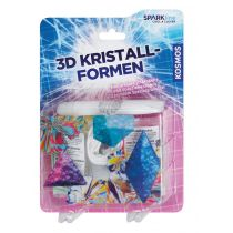 KOSMOS Sparkline 3D Kristallformen