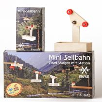 Kraul Mini-Seilbahn Bausatz