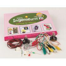 LYS Media Kleine Ingenieurin - Elektronik für Mädchen