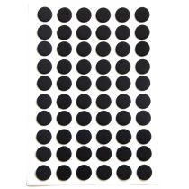Magnetscheiben selbstklebend, 300 Stück