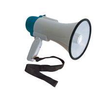 Megaphon 10 W mit Sirene