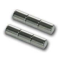Neodym-Magnete, Ø7 x 10 mm, 6 Stück