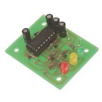 Platinenbausatz LED-Verkehrsampel