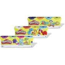 Play-Doh 4er Pack Knete