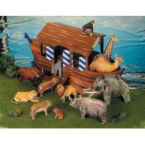 Schreiber-Bogen Arche Noah mit 12 Tieren