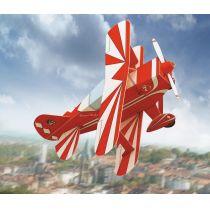 Schreiber-Bogen Doppeldecker-Flugzeug