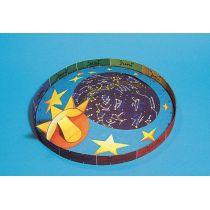 Schreiber-Bogen Sternkarte