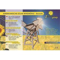 SOL-EXPERT Amerikanische Windmühle