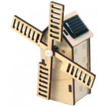 SOL-EXPERT Mini Solar-Windmühle
