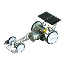 SOL-EXPERT Solar-Rennauto, Metallbausatz mit Solarzelle