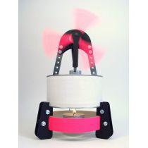 Stirlingmotor mit Teelicht, Bausatz