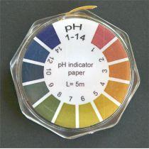 Universal-Indikatorpapier auf Rolle 5m