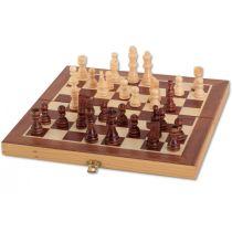 Vedes Natural Games Schachkassette dunkel