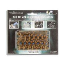 Velleman Keramisches Kondensator Sortiment 224-teilig