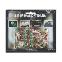 Velleman LED Sortiment 80-teilig