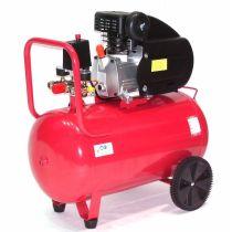 Druckluft Kompressor Druckluftkompressor 1100W 50L Kessel 230 V 1.5PS