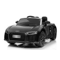 "Elektro Auto ""Audi R8"" - Lizenziert - 12V7AH Akku Und 2 Motoren- 2,4Ghz + MP3 + Leder + EVA"