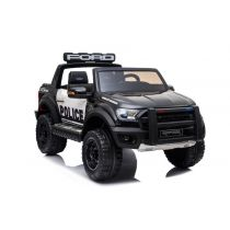 "Kinderfahrzeug - Elektro Auto ""Ford Ranger Raptor"" - Lizenziert - Polizei Design - 12V10AH Akku,2 Mo"
