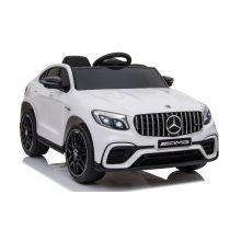 "Kinderfahrzeug - Elektro Auto ""Mercedes GLC63S - M"" - Lizenziert - 12V7AH Akku,4 Motoren+ 2,4Ghz+Led"