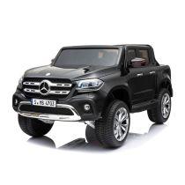 """Kinderfahrzeug - Elektro Auto """"Mercedes X-Klasse"""" - Lizenziert - Doppelsitzer - 12V10AH Akku,4 Motor"""