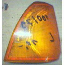 Blinker / Blinklicht / Blinkleuchte Audi 100 43 .1 / Avant gelb - 9.76 - 8.80 - gebraucht